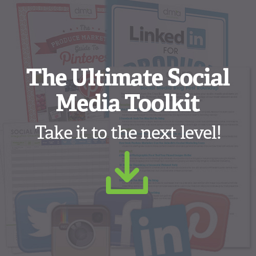 The Ultimate Social Media Toolkit - Take it to the next level!