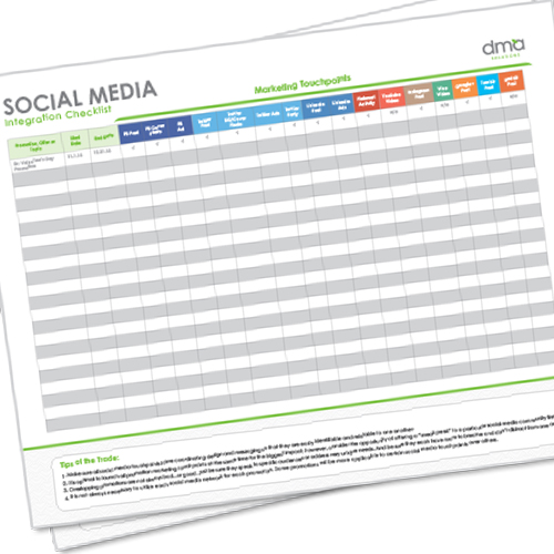 Social Media Integration Checklist