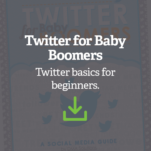 Twitter for Baby Boomers