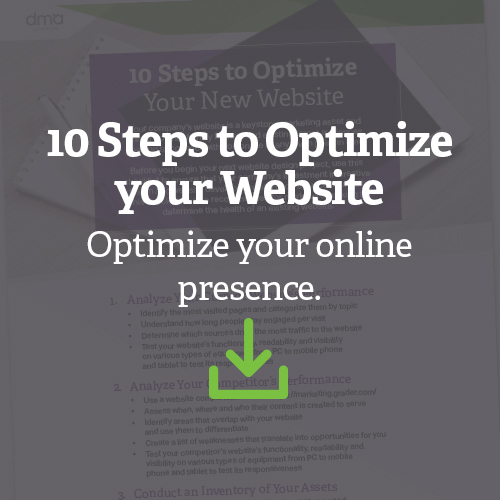 10 Steps to Optimize your Website