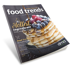 2018 Food Trends Fall Winter Edition
