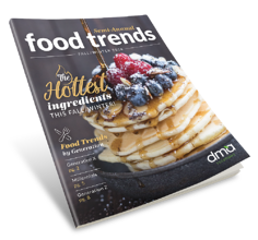 2018 Fall Food Trends
