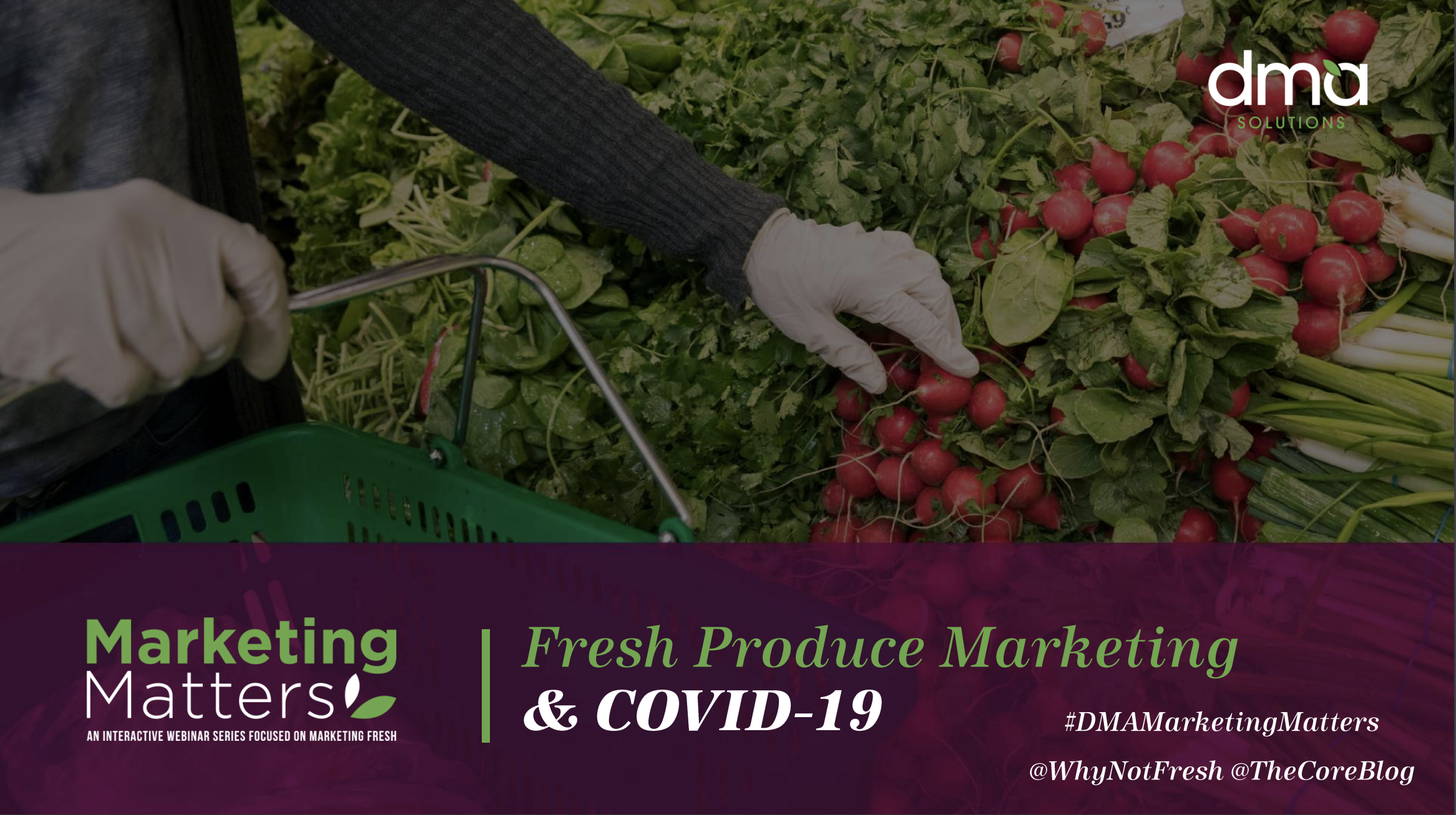 01 Fresh Produce Marketing & COVID-19