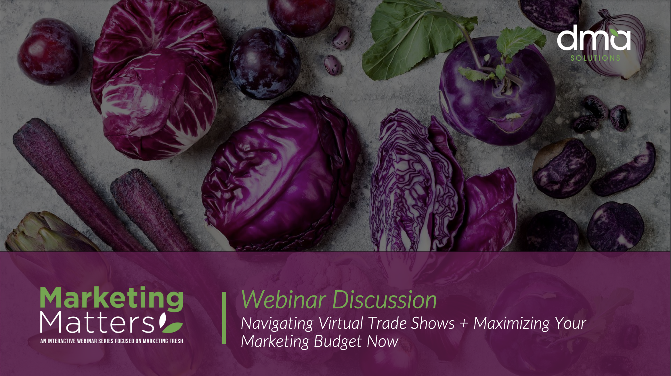 02 Navigating Virtual Trade Shows + Maximizing Your Marketing Budget Now