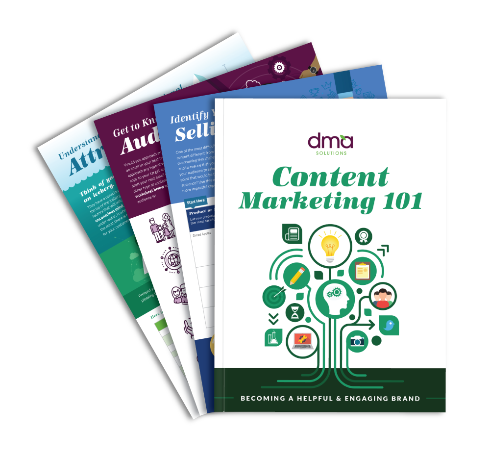 Advanced Copywriting Collection - a collection of PDFs from DMA Solutions