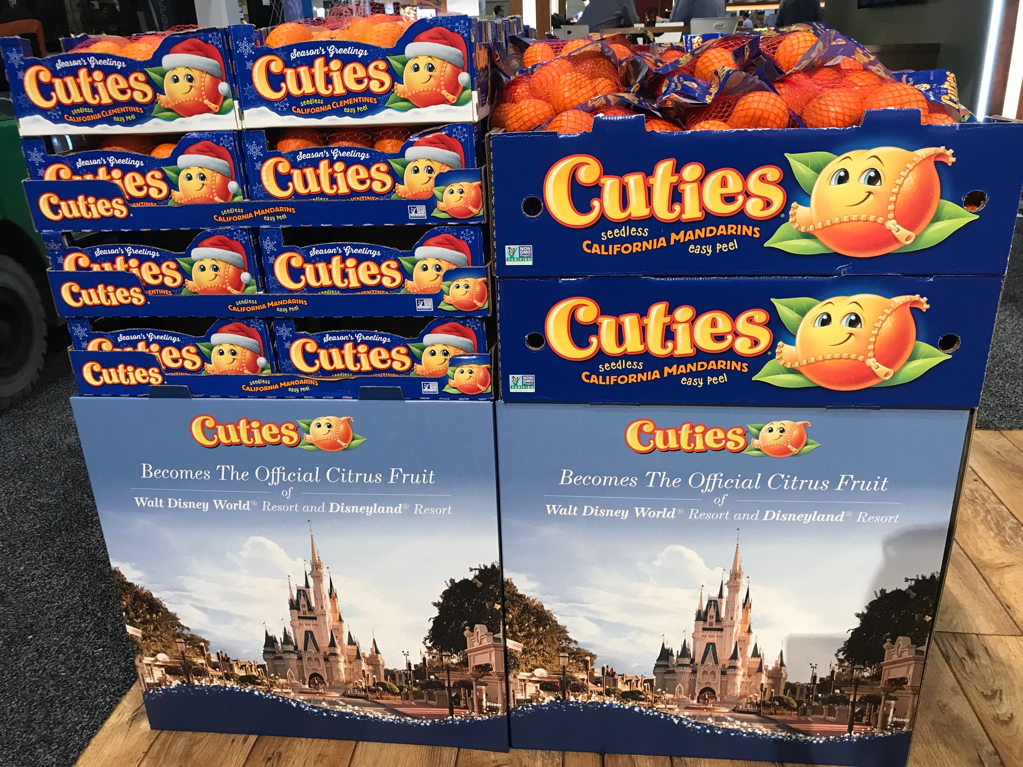 Cuties Clementines and Disney-Fresh Summit 2018-DMA Solutions
