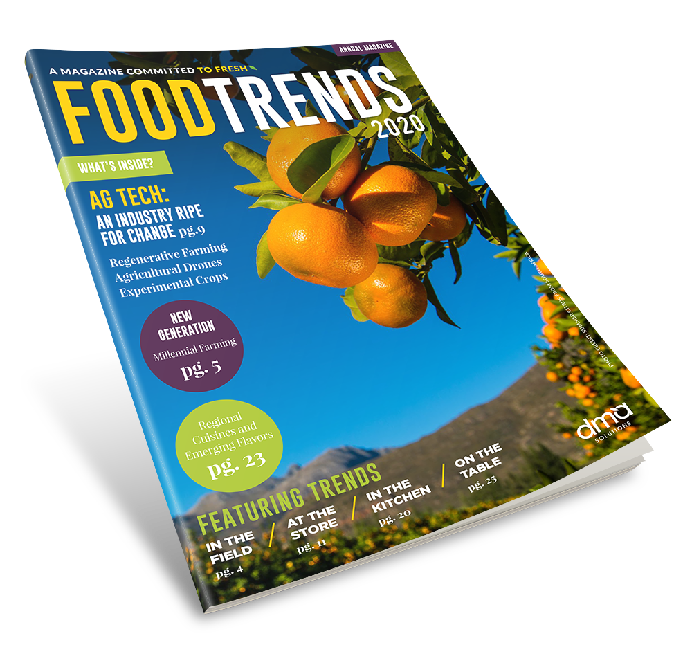 Food Trends 2020 magazine