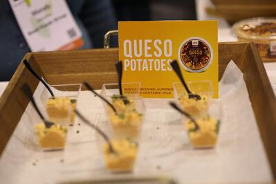 Good Foods Plant-Based Dips 1-Fresh Summit 2018-DMA Solutions