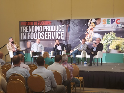 SEPC 2019 Trending Produce Foodservice