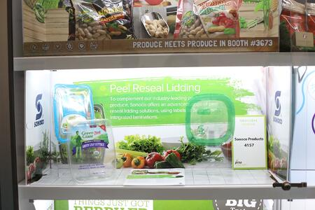 Sonoco Products and Earthcycle Peel Back 1-Fresh Summit 2018-DMA Solutions