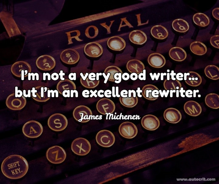 Writer Quotes Memes James Michener-DMA Produce Solutions