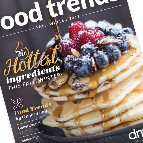Fall Food Trends