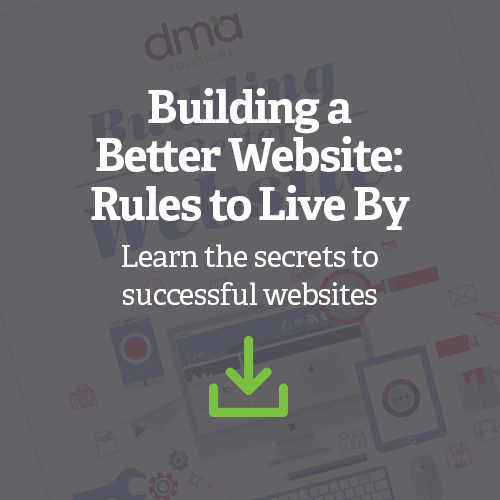 Building a Better Website: Rules to Live By