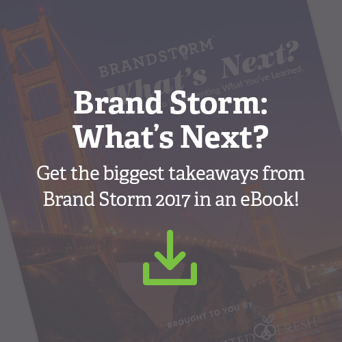 Brand Storm: What's Next?