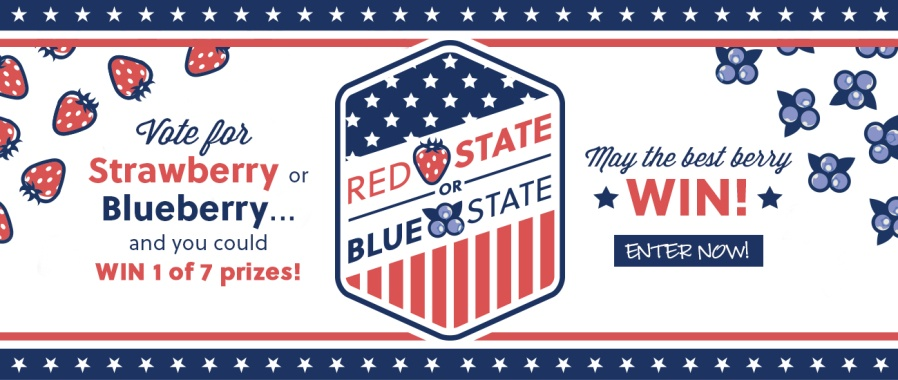 Cal Giant Red State Blue State