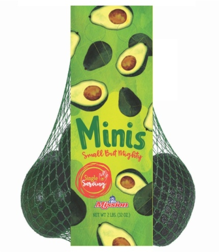 Mission Produce Minis Avocados