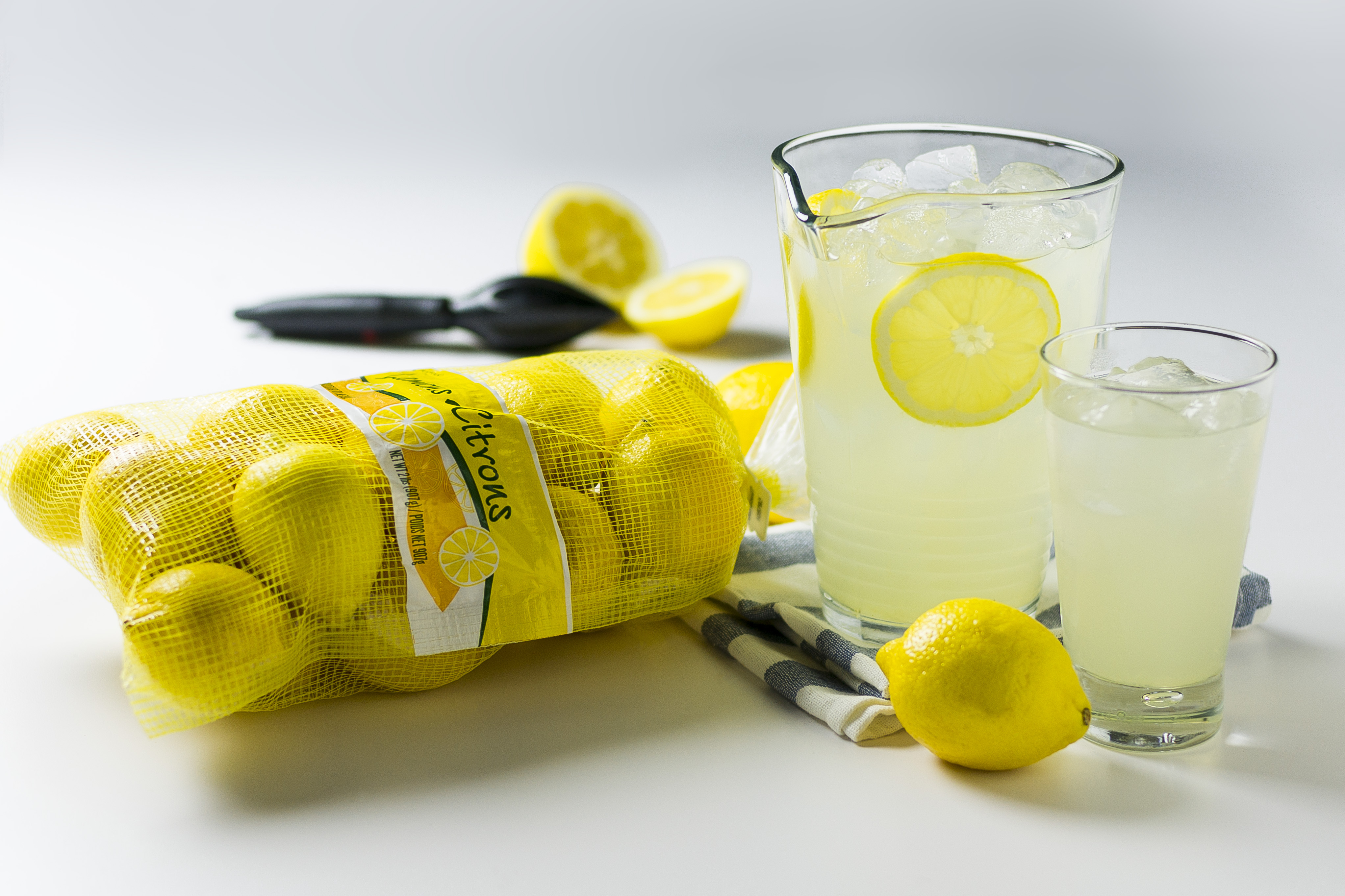 fox prepared lemon