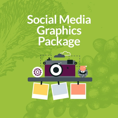 Social Media Graphics Bundle